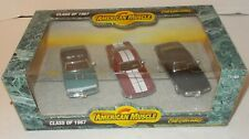 ERTL American Muscle Class of 1967 l Camaro Firebird Shelby GT 1998