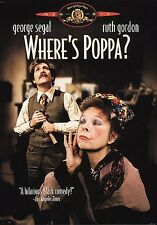 Wheres Poppa (DVD, 2002, Widescreen) - BRAND NEW; FREE SHIPPING