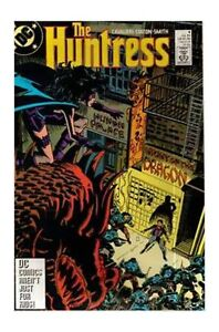 The Huntress #4 (Jul 1989, DC)