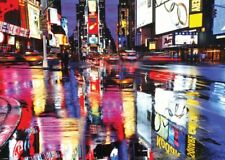 RIESEN Poster NEW YORK - Colours  Times Square ca140x100cm NEU XL872