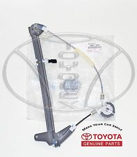 NEW GENUINE LEXUS SC300 SC400 92 TO 1993 RH FACTORY WINDOW REGULATOR 69801-24033