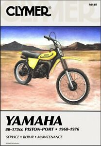 Yamaha Motorcycle Repair Manuals Literature 1968 For Sale Ebay