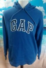 "GAP Hoodie. Blue. 100% cotton. 23"" pit-to-pit, 29"" length. Extra Large."