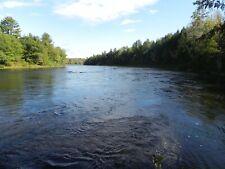 Maine water front 2+ acres land river Owner financing NO RESERVE bid  on downpmt