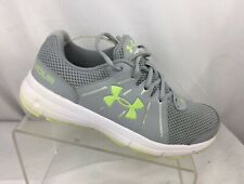 Under Armour Dash 2 Womens Running Shoe Grey/Green Sz 8