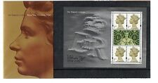 GB 2000 Her Majesty's Stamps Miniature Sheet Presentation Pack