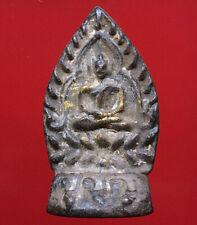 thai buddha amulet OLD Phra somdej Lp BOON The maestro Fetish Holy POWERFUL