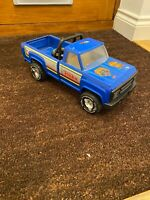 Vintage metal TONKA pickup truck 4x4 blue #11062 11062 1970's