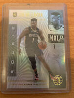 2019-20 Panini Illusions Zion Williamson RC #151 - New Orleans Pelicans Rookie