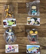 Nickelodeon Collectible Mini Figure Series 1 - Rugrats Hey Arnold Ren & Stimpy