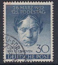 Germany Single Music Postal Stamps