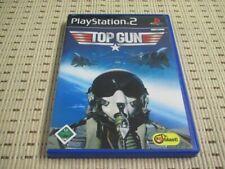 Top Gun für Playstation 2 PS2 PS 2 *OVP*
