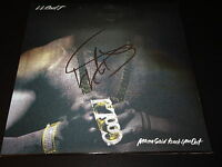 LL COOL J SIGNED AUTOGRAPHED MAMA SAID KNOCK YOU OUT LP RARE