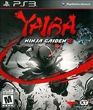 PLAYSTATION 3: YAIBA: NINJA GAIDEN Z New