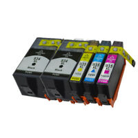 5 High Yield Ink Cartridge for HP 934XL 935XL C2P23AN 6812 6815 6230 6830 6835