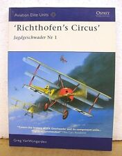 Richthofen's Circus Jagdgeschwader Nr 1 by Greg Van Wyngarden 2004