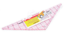 Sew Easy Quilting Ruler Half Diamond 14.5 x 4.5 Inch
