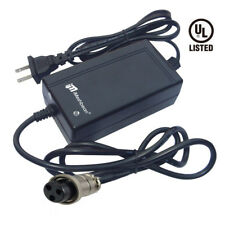 24V Scooter Charger For Razor Ground Force Go Kart Electric
