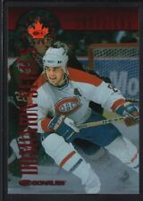 MARK RECCHI 1997/98 DONRUSS CANADIAN ICE #53 DOMINION CANADIENS SP #109/150