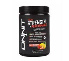 Onnit Total Strength + Performance -strawberry Lemonade (312 Tub)