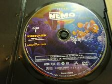 Authentic Disney - Finding Nemo - Dvd Disc 1 (Widescreen Edition) Only