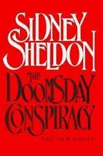 The Doomsday Conspiracy, Sidney Sheldon, 0688084893, Book, Acceptable