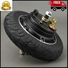 """Electric Scooter Hub Wheel Motor 24V 36V 48V Brushless Toothless 8"""" Wheel for u"""
