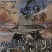 WEATHER REPORT Heavy Weather 1983 UK VINYL LP EXCELLENT CONDITION
