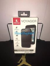 Pelican Voyager Case with Kickstand Holster for iPhone 6 / 6s BLACK Retail $50