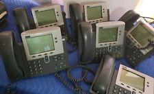 Cisco IP Phone 7940 Series Lot of 5