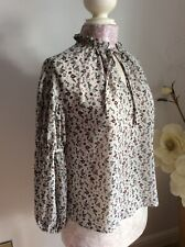 Ladies Blouse Size 8 By New Look