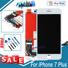 Replacement For iPhone 7 Plus LCD Screen Digitizer Touch Display Assembly White