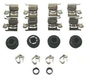 Disc Brake Hardware Kit Front Better Brake 13471K fits 06-15 Toyota Yaris