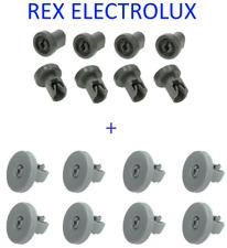 Ruote per Cestello Lavastoviglie REX Ricambi Rotelle Inferiore Superiore Posate