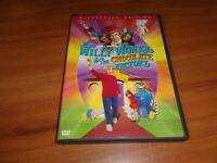 Willy Wonka and the Chocolate Factory (DVD, 2005, Widescreen)