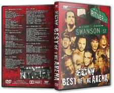 ECW Best of the Arena DVD Set, Extreme Championship Wrestling WWE Philadelphia