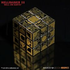 Hellraiser Iii-hell On Earth Puzzle Cube Mezco