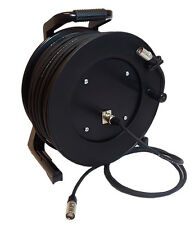 CBI Ultimate Cat5E Reel Neutrik NE8MC ethercon w/300ft tactical shielded Cable