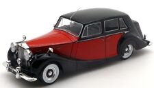 Rolls Royce Silver Wraith Royal Red & Black 1952 1:43 Model