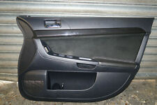 MITSUBISHI LANCER EVO X 10 FRONT RIGHT O/S DOOR CARD PANEL DRIVER SIDE