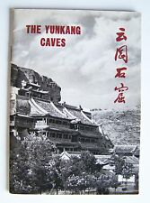 RARE! YUNKANG CAVES (Institute for Preservation of Yunkang Antiquities, Shansi)