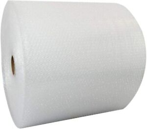 500MM x 100M SMALL BUBBLE WRAP CUSHIONING STRONG QUALITY BUBBLE 100 METERS