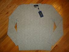 +++nwt $398 Polo Ralph Lauren Cashmere Sweater sz XL+++