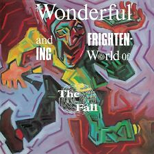 THE FALL - THE WONDERFUL AND FRIGHTENING WORLD OF THE FALL  VINYL LP NEU
