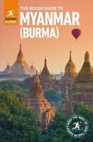 The Rough Guide to Myanmar (Burma) (Travel Guide) by Gavin Thomas 9780241297902