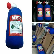 1pcs NOS Nitrous Oxide Bottle Tank Car SUV Accessories Neck Rest Headrest Pillow