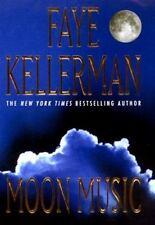 Moon Music by Faye Kellerman (1998, Hardcover)