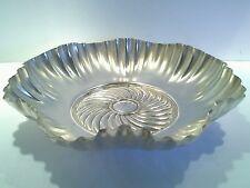 Vintage Silver Plated Art Nouveau Table Bowl