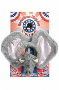 Republican Disguise Kit, Elephant Dress Up Kit, Political Disguise, Convention