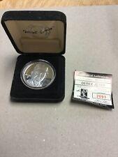 Highland Mint Derek Jeter Silver Coin Numbered #2091